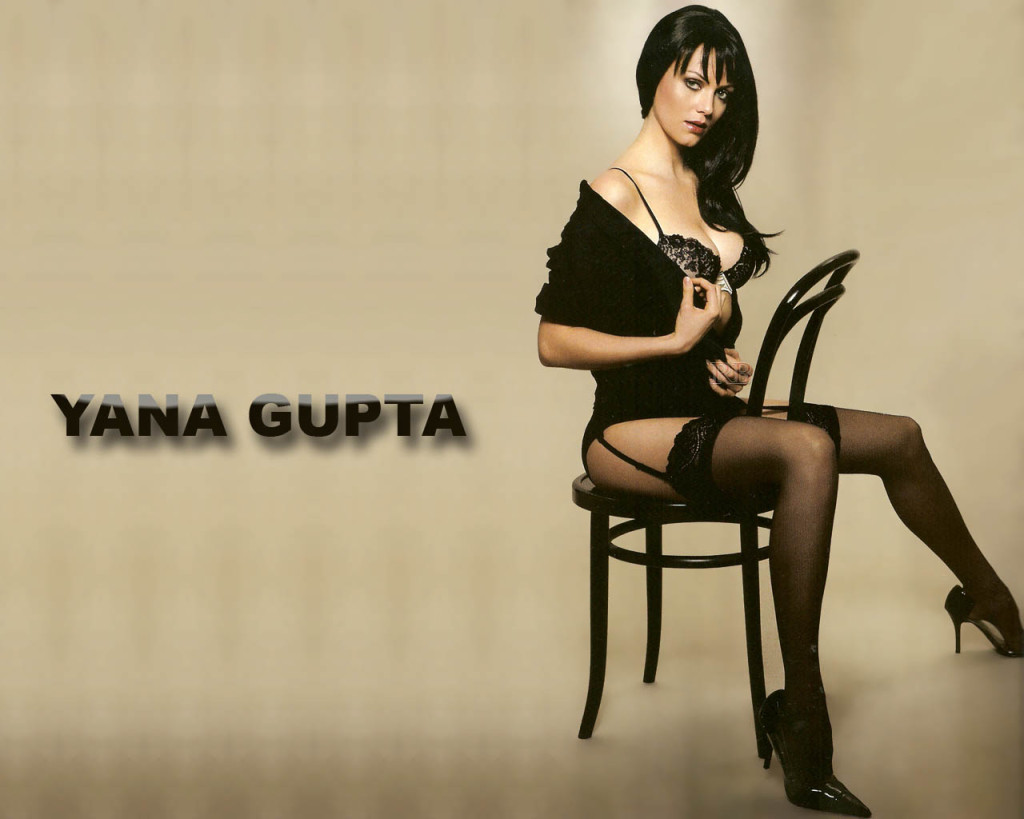 Yana Gupta Sexy