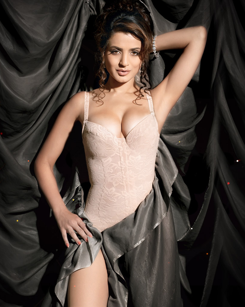 Ameesha-Patel-Hot pose