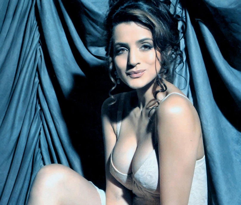 Ameesha Patel Hot Videos ameesha patel sexy photos and wallpapers in bikini hd
