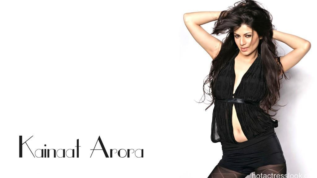 Kainaat-arora-hot-hair-style-hd-wallpaper-free-downloads