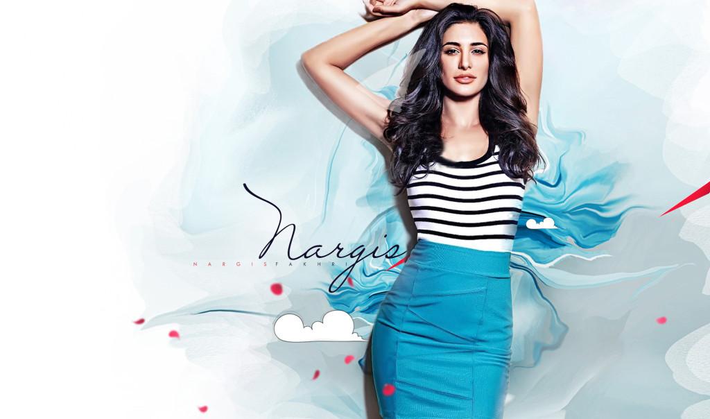 Nargis-Fakhri hot