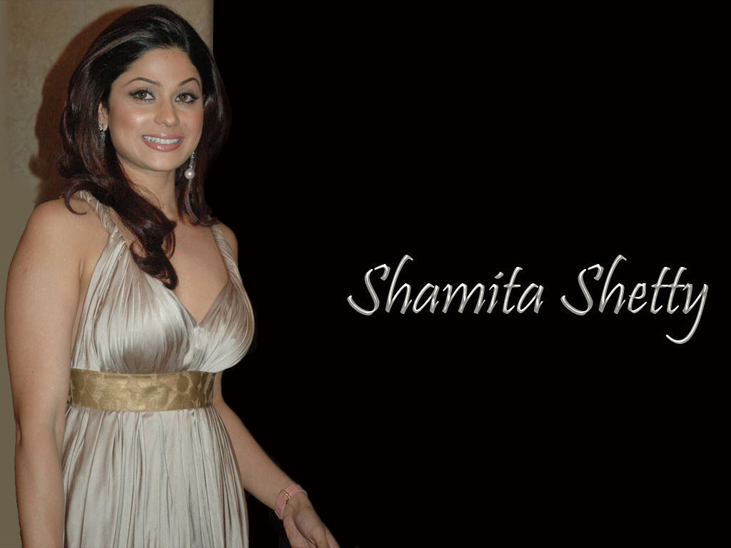 Shamita Shetty hot Wallpapers