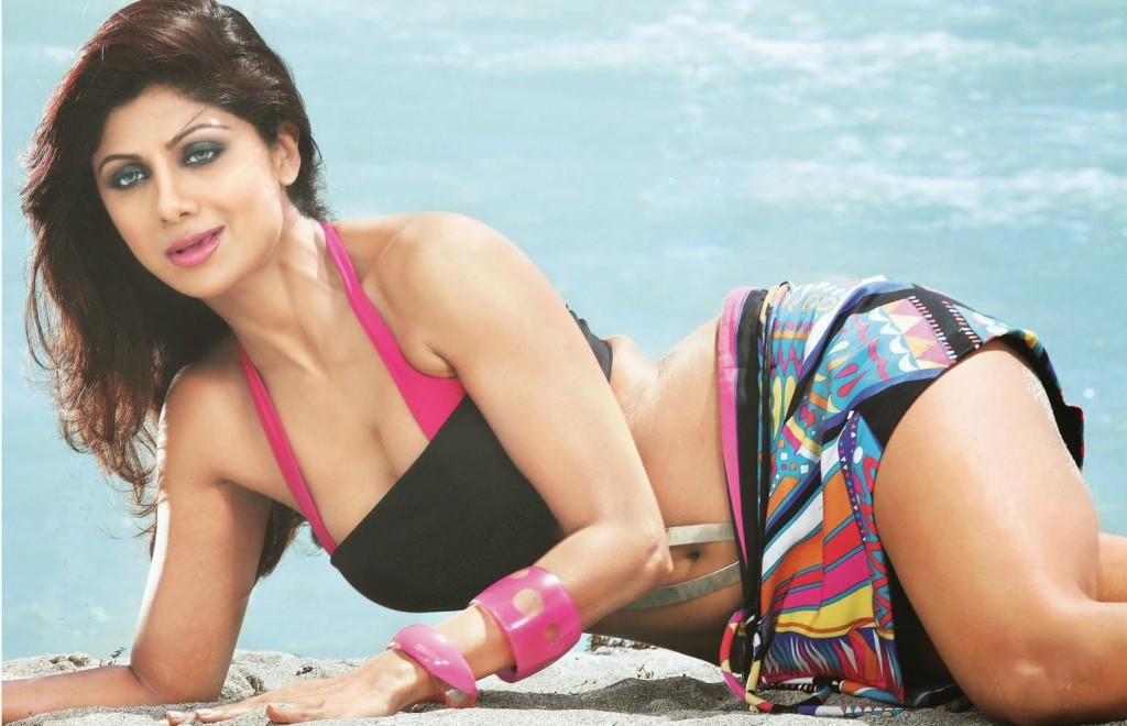 Shilpa in bikini