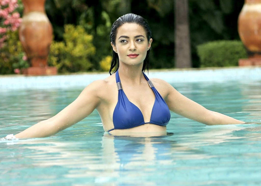 Surveen chawla In Bikini