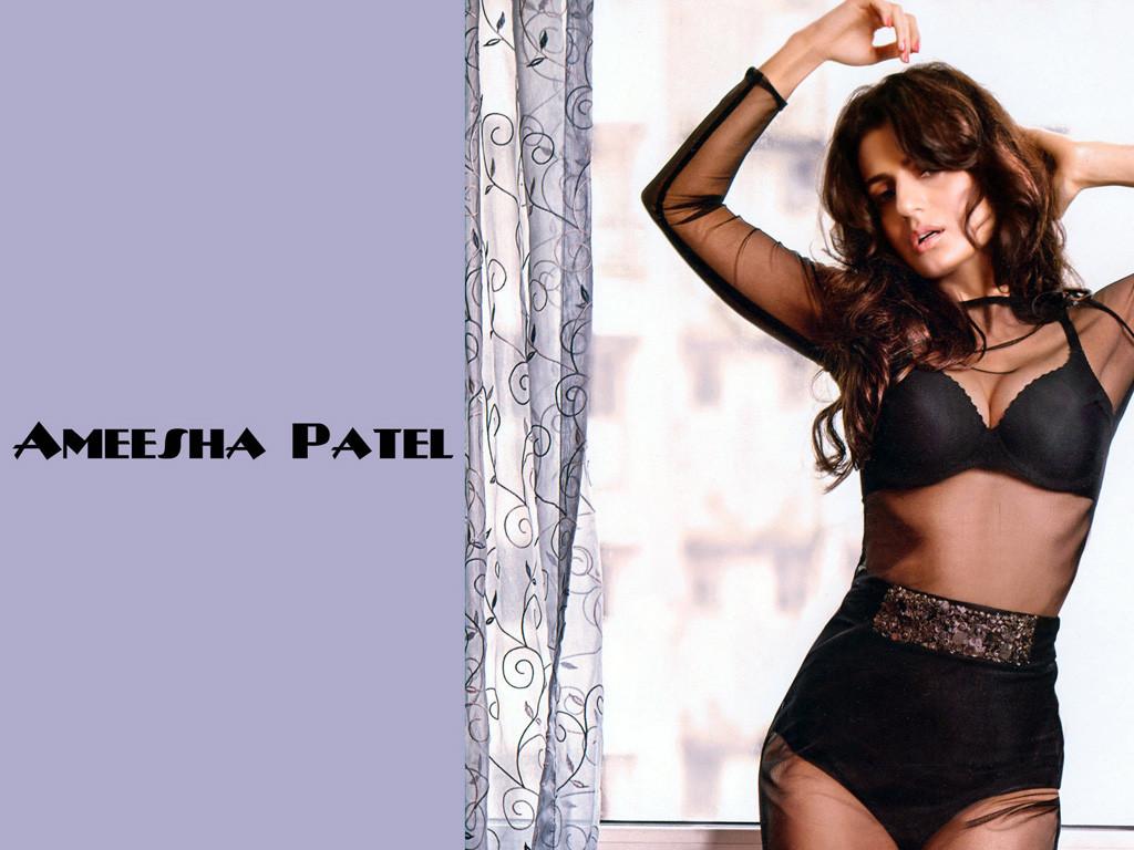 ameesha-patel in lingerie