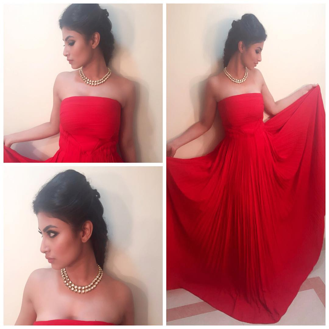 mouni roy new look