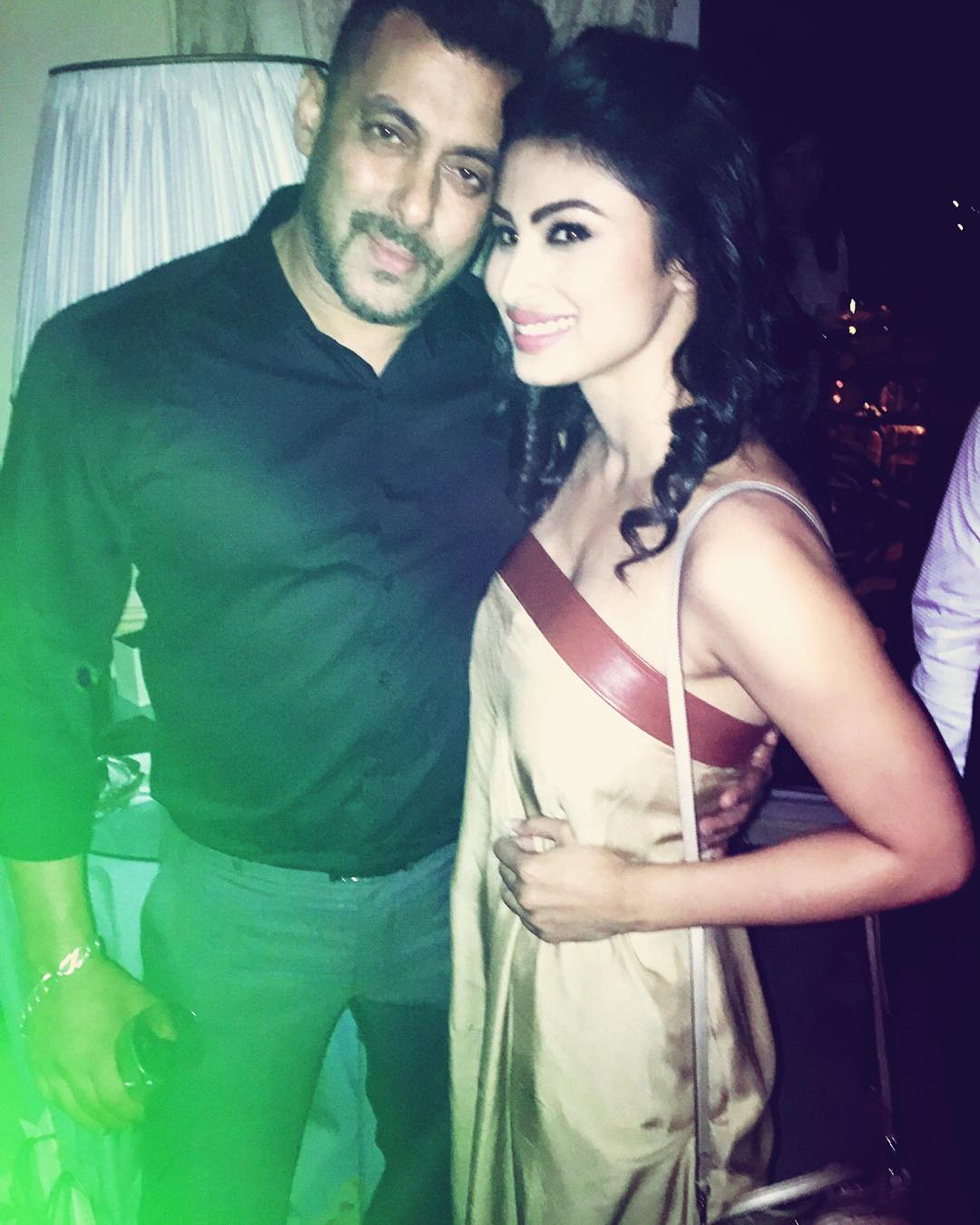 mouni roy with salman khan hot photos