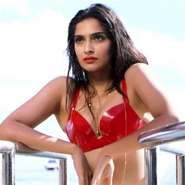 sonam-kapoor-in-hot-red-bikini