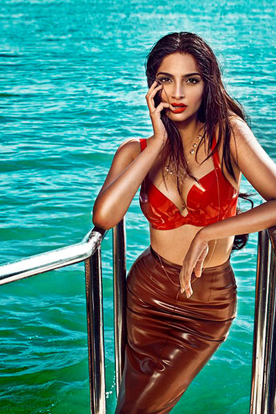 sonam-kapoor-in-red-bikini-during-hot-photoshoot