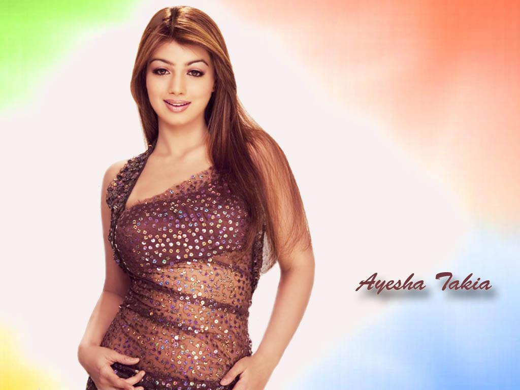 Ayesha-Takia beautyful