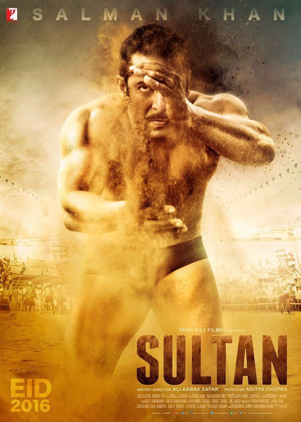 sultan movie first look poster