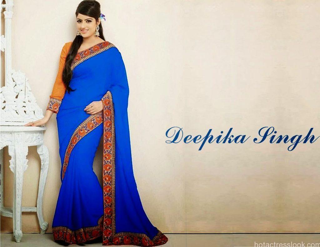 Deepika Singh Sexy Bikini Image