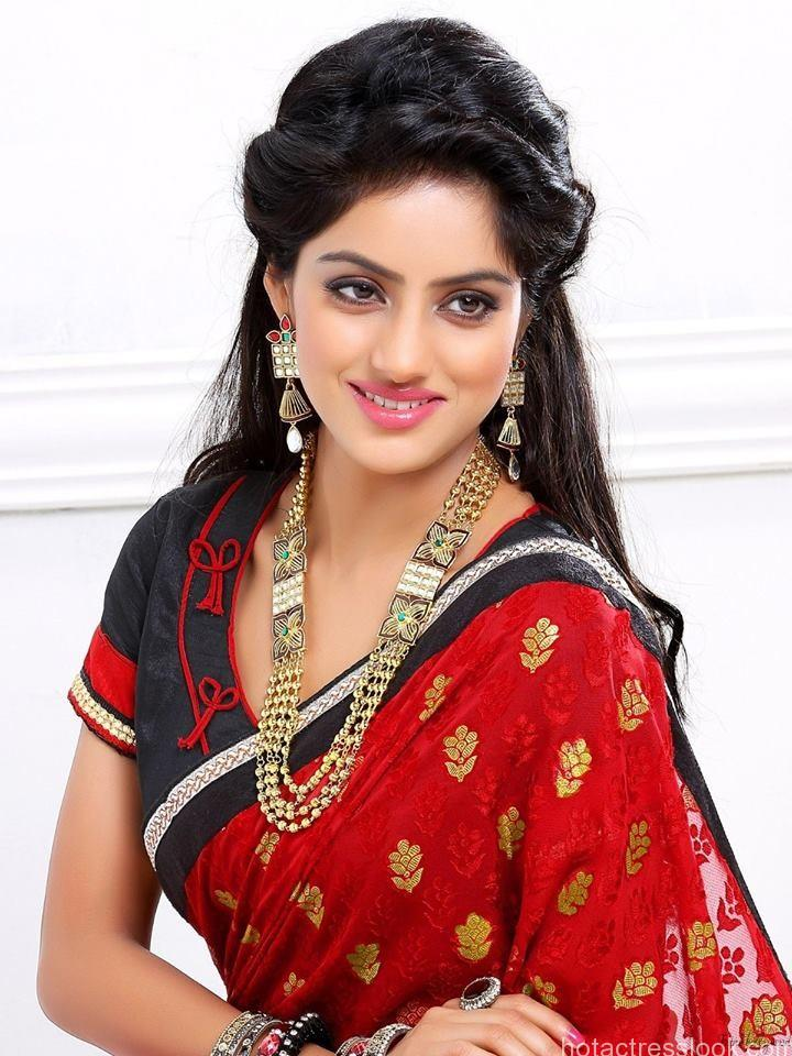 Deepika Singh Sexy in backless saree
