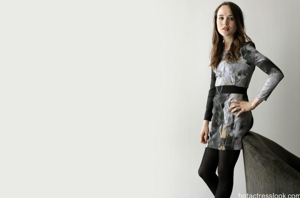 Ellen Page Hot pics