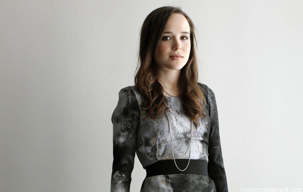 Ellen Page hot wallpaper