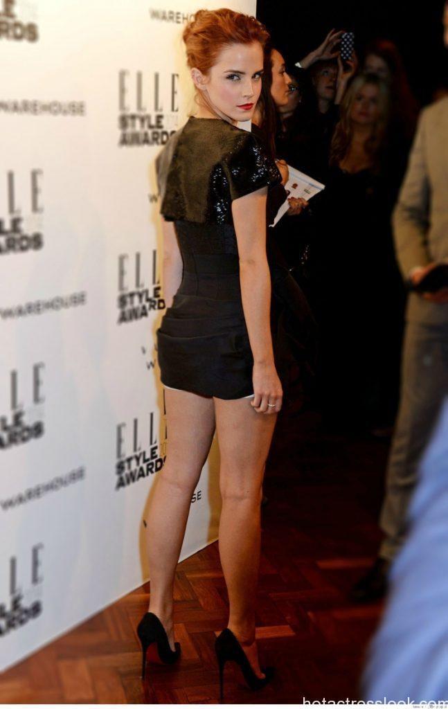 Emma Watson Sexy Pose