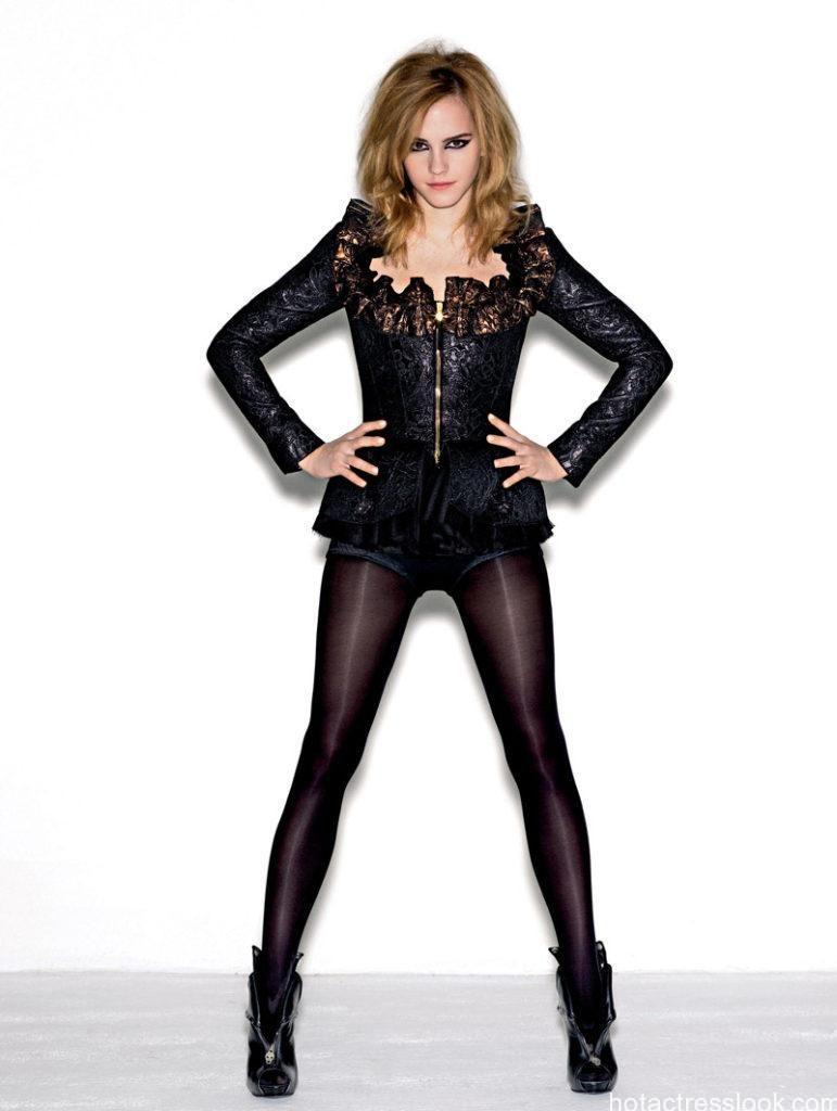 Emma Watson hot in Lingerie