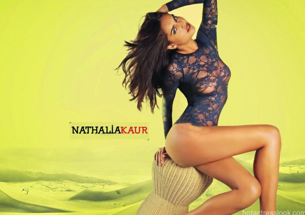 Hot+Nathalia+kaur+latest+Wallpapers