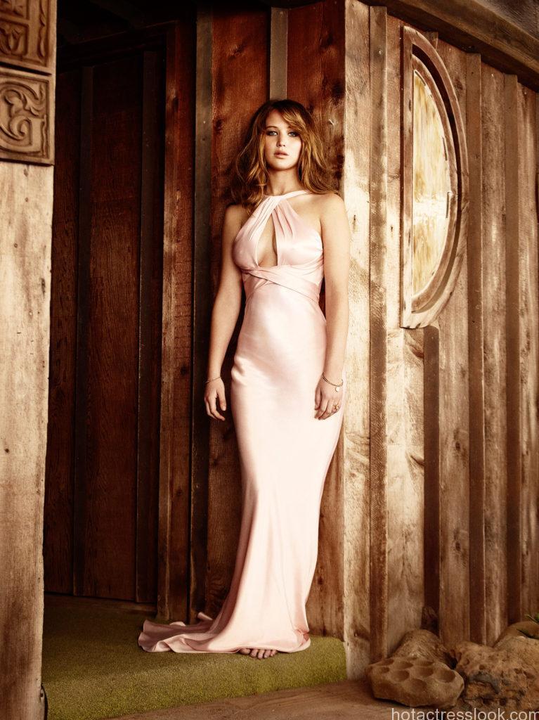 Jennifer Lawrence classy and sexy