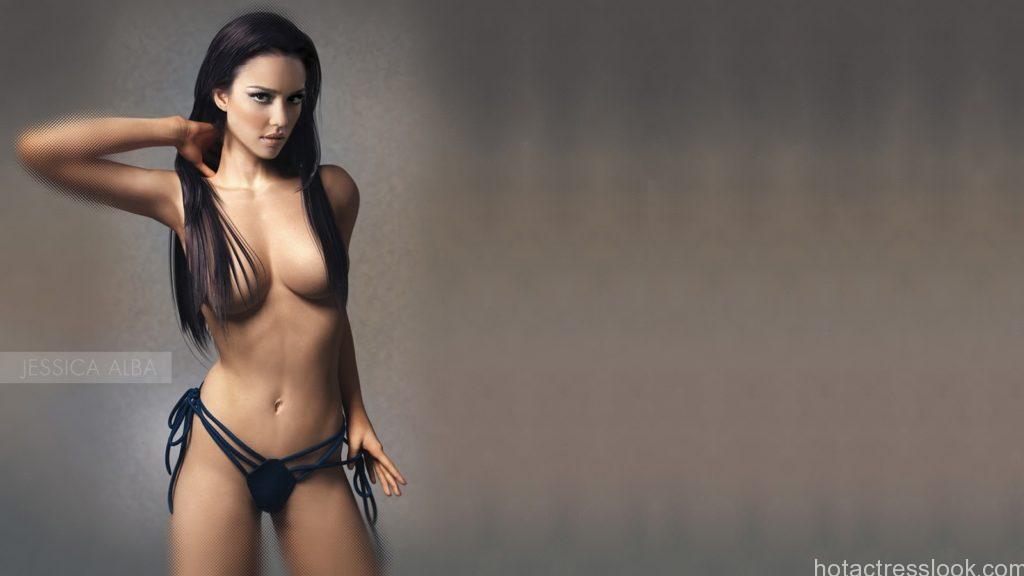Jessica Alba 2011 Hot sexy HD Wallpaper