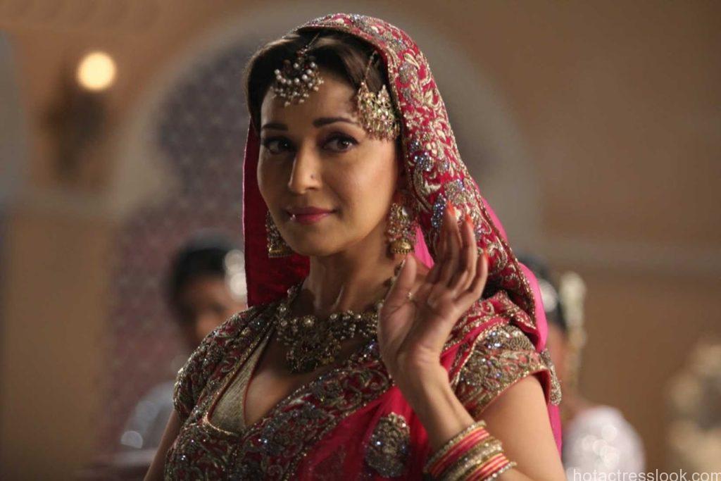 Madhuri Dixit Hot and cute