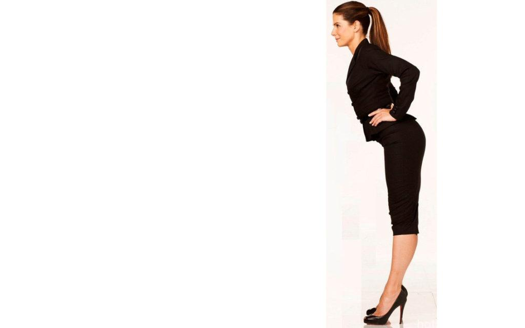 Sandra bullock In shorts