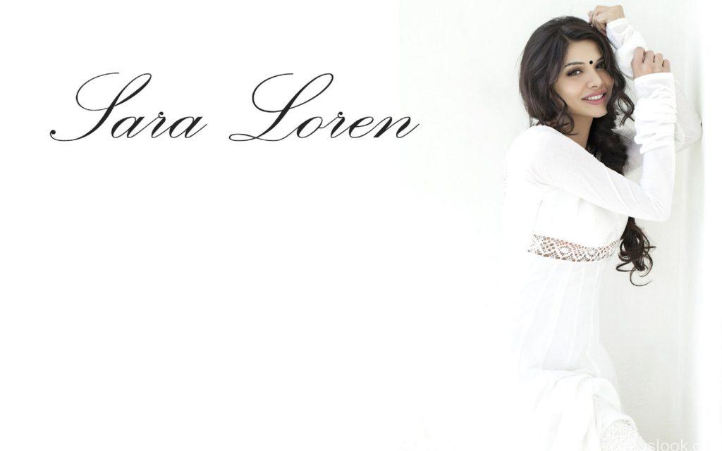 Sara-Loren-Actress-Wallpaper