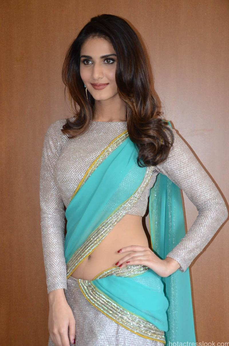 Vaani Kapoor hot in saree