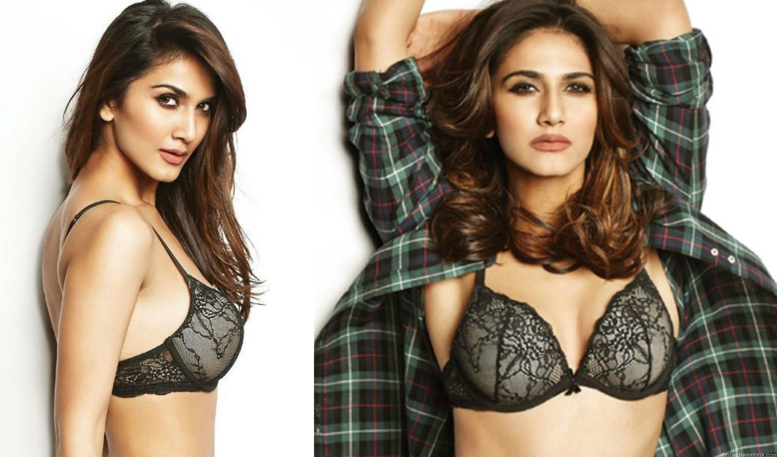 Vaani Kapoor showing sexy body in bikini
