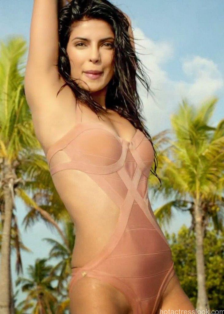 priyanka chopra bikini latest images