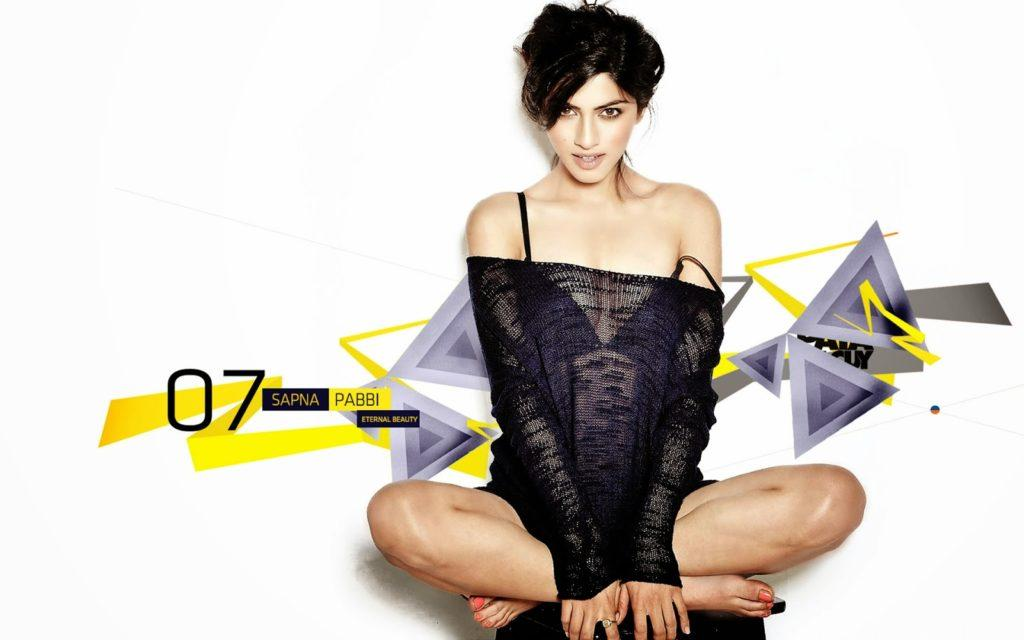 sapna-pabbi Hot