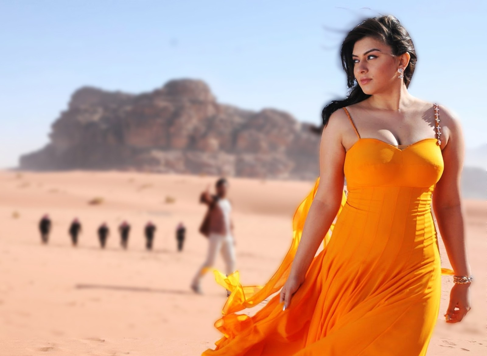 Hansika Motwani Hot and spicy image