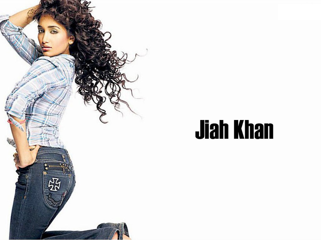 Jiah Khan latest topless images