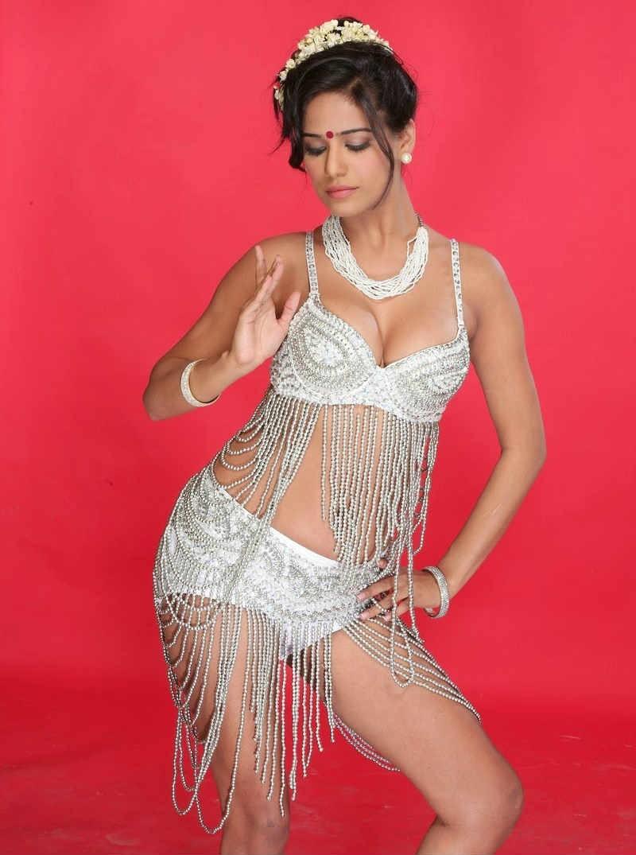 Poonam Pandey hot pose