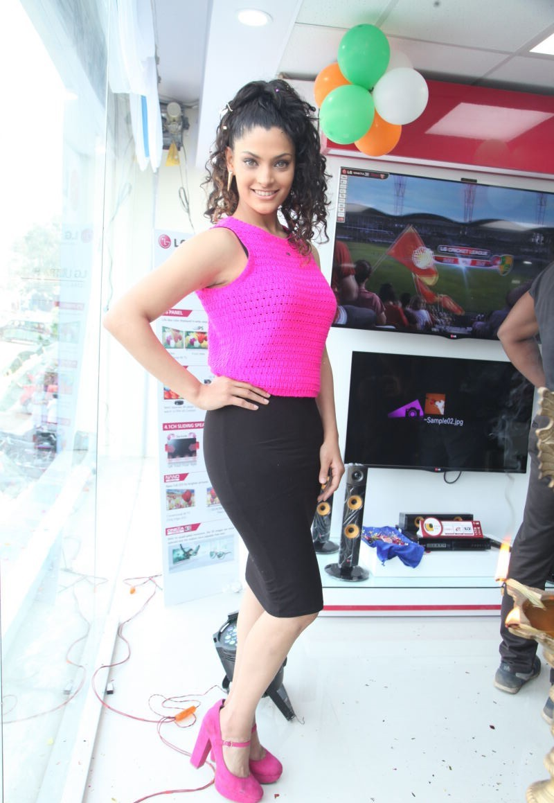 Actress Saiyami Kher New Stills