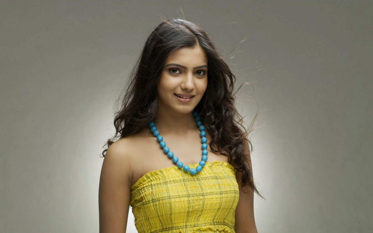 Samantha Hot and cute image