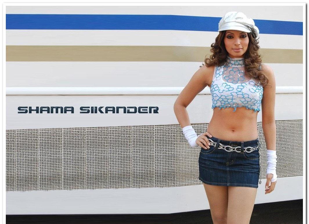 Shama Sikander sexy image
