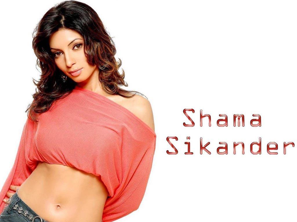 Shama Sikander sexy stills