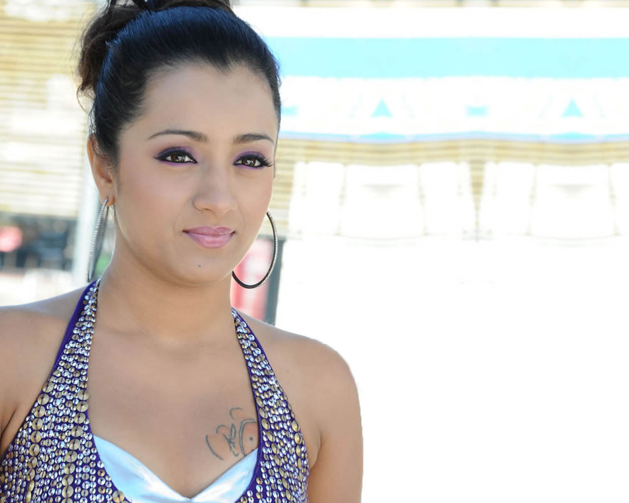 Trisha Hot Image