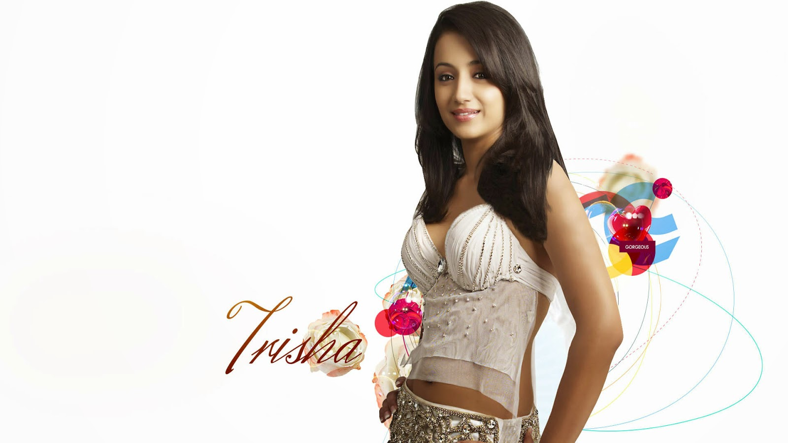 Trisha Sexy Wallpapers