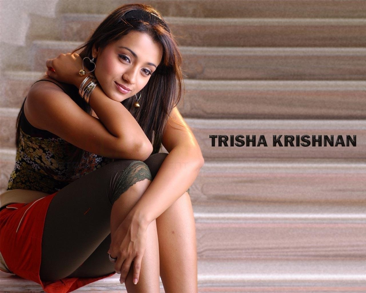 Trisha Sexy wallpaper