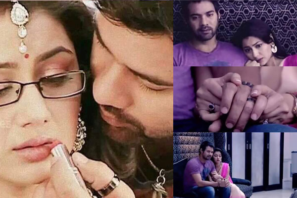 kumkum bhagya romantic images
