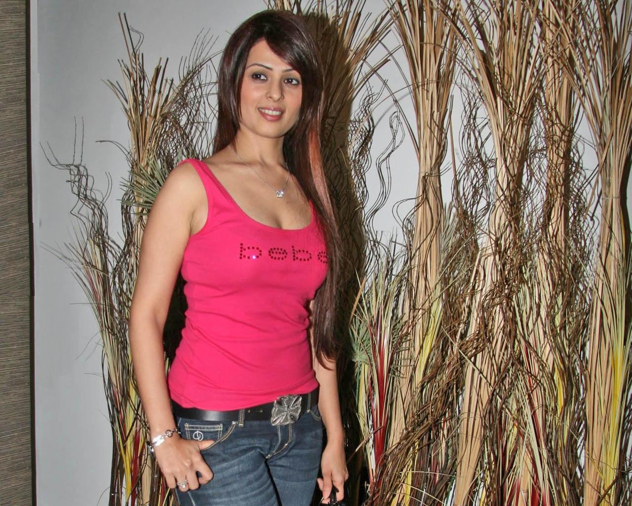 Anjana Sukhani topless images