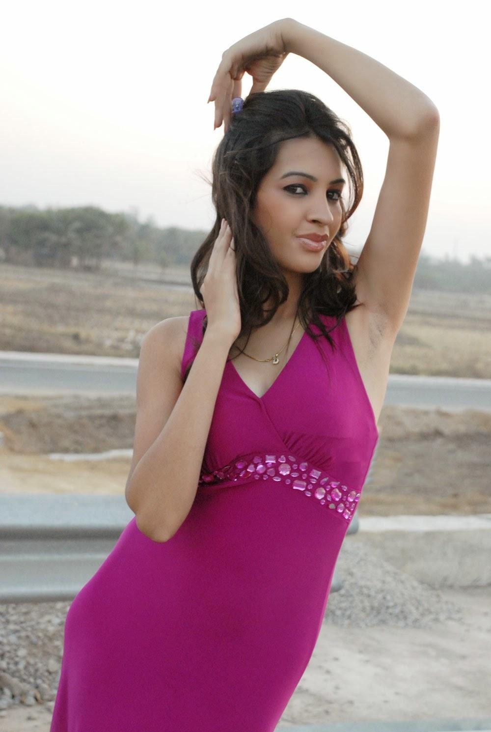 Deeksha Panth hot topless photos