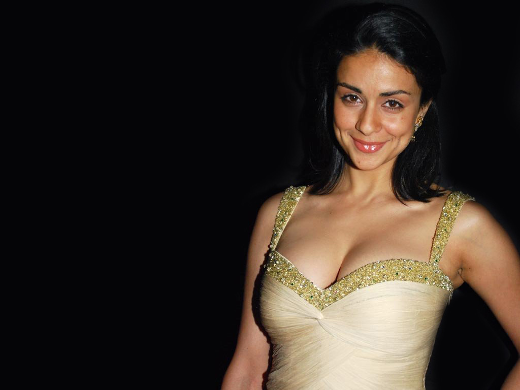 Gul Panag hot in bra penty