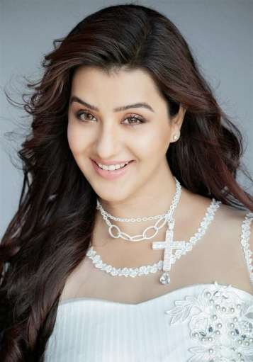 Shilpa Shinde hot in white dress