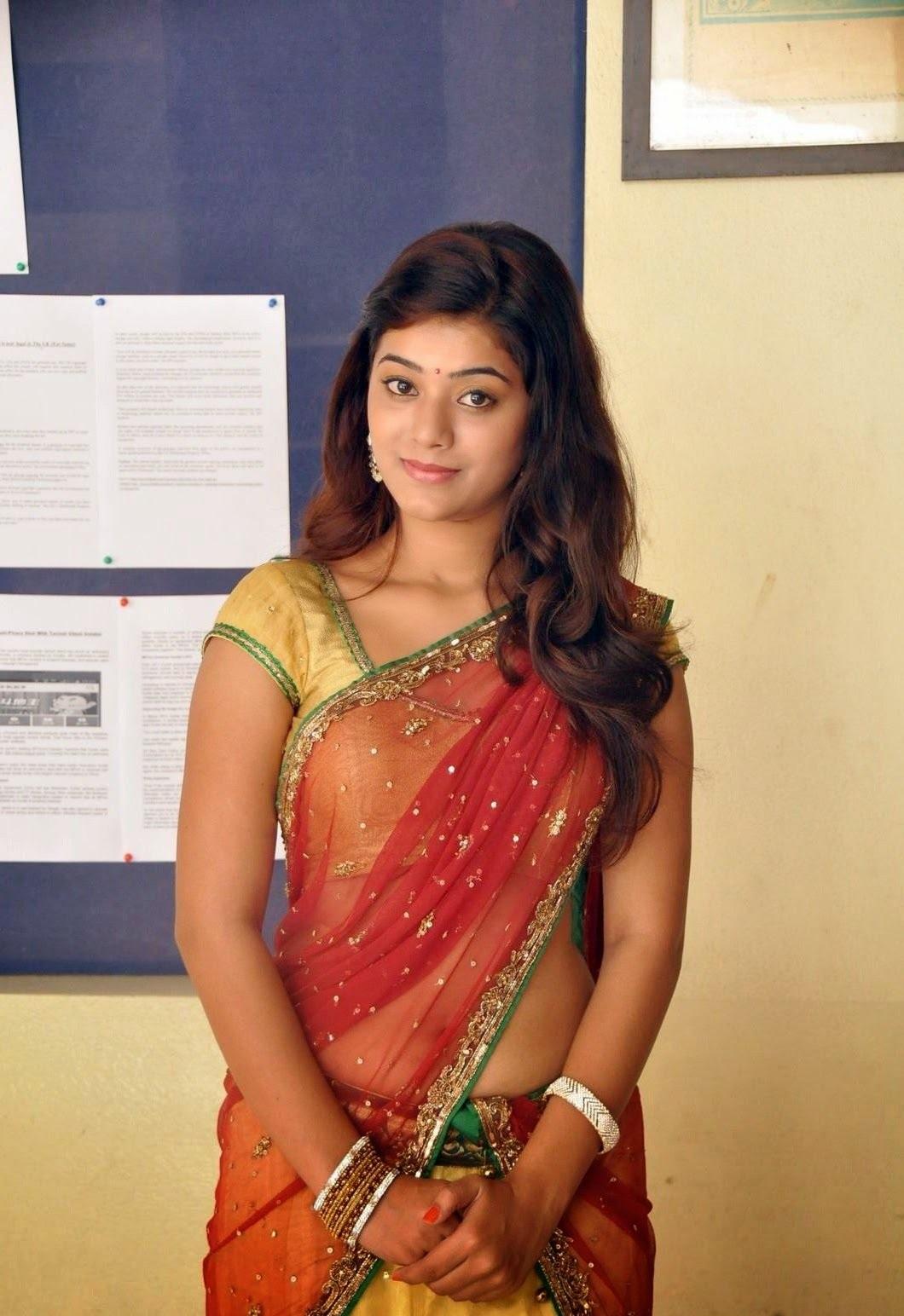 Yamini Bhaskar hot in lingerie