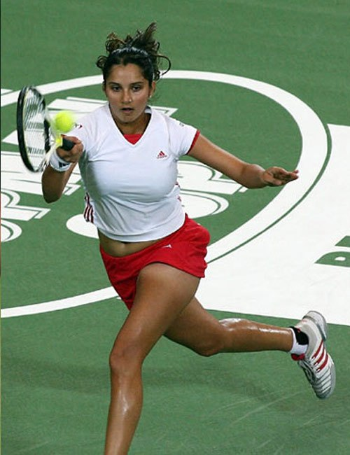 sania mirza hot and sexy unseen photos