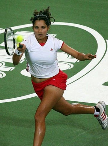 sania mirza hot and sexy wallpapers