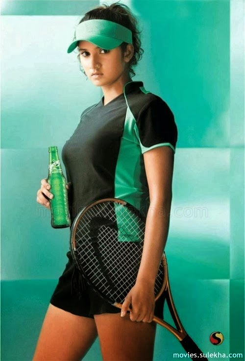 sexy hot image of sania mirza